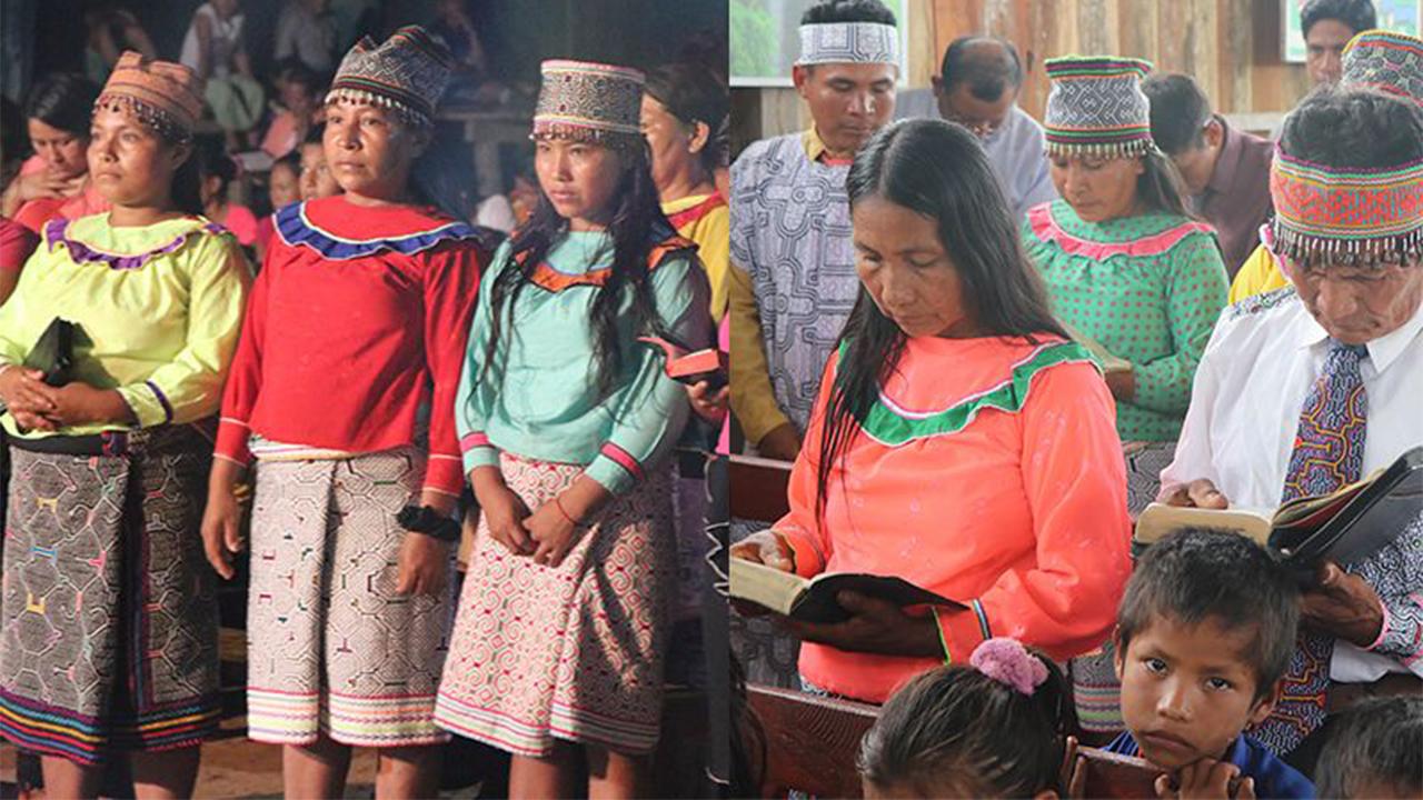 En este momento estás viendo Perú: Misioneros evangelizan a la comunidad Shipiba