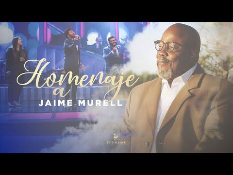 En este momento estás viendo Homenaje a Jaime Murrell | Yo Quiero Más de Ti + Aquí Estoy + Te Pido La Paz & Más | Danilo Montero