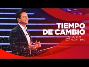 Lee más sobre el artículo Tiempo De Cambio – Danilo Montero | Prédicas Cristianas 2021