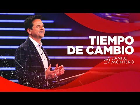 En este momento estás viendo Tiempo De Cambio – Danilo Montero | Prédicas Cristianas 2021