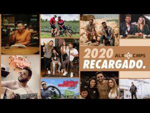 Lee más sobre el artículo 2020 RECARGADO / Alex Campos