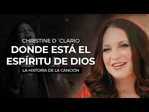 En este momento estás viendo Donde Está El Espíritu De Dios – La Historia De La Canción | Christine D'Clario