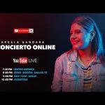 Marcela Gandara en Concierto OnLine