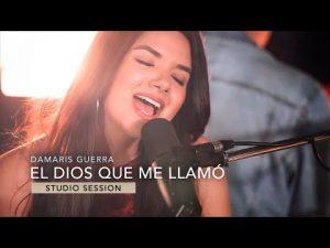 Lee más sobre el artículo El Dios Que Me Llamó (Studio Session) – Damaris Guerra – Video Oficial